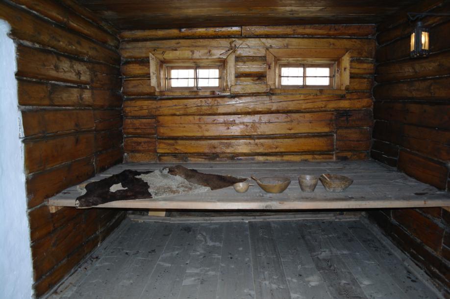 Фото Шушенское, тюремная камера