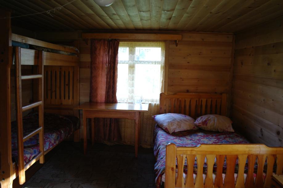 Фото Хакасия, турбаза Снежный Барс, наш домик
