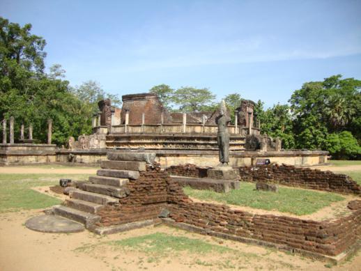 Шри Ланка, Анурадхапура, фото строений