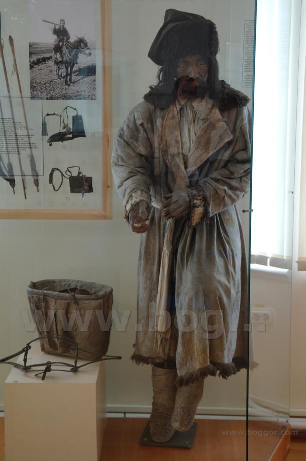 Минусинский музей, фото