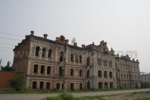 Минусинск, фото дом Вильнера