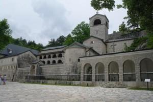 Черногория, Цетинье фото, Монастырь, Montenegro, Cetinje foto
