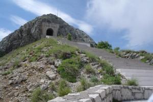 Черногория, Ловчен мавзолей. Montenegro, Lovćen