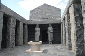 Черногория, Ловчен, мавзолей, Montenegro, Lovćen